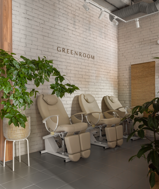 Фото №12 - Greenroom: салон красоты в Челябинске
