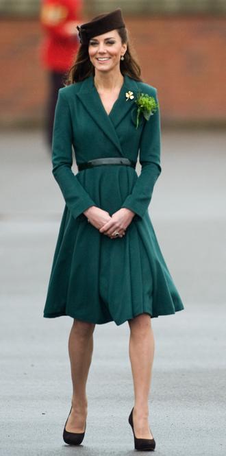 Фото №16 - Не дождетесь: герцогиня Кембриджская в отличном настроении