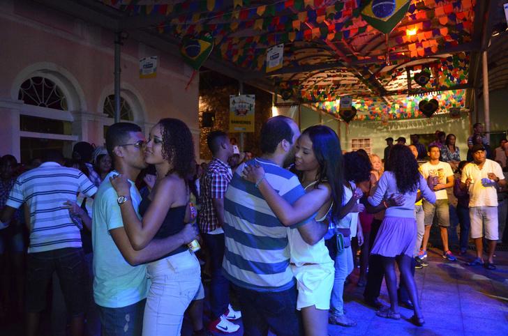 Фото №8 - Хореография страсти: 8 танцев Латинской Америки