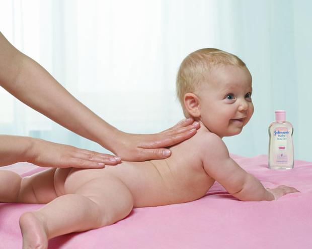 Фото №1 - Детский массаж: теория и практика