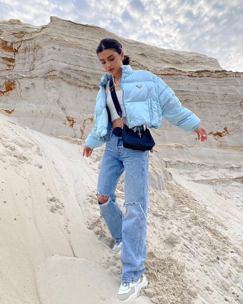 Фото №1 - С чем носить широкие джинсы: 7 стильных образов