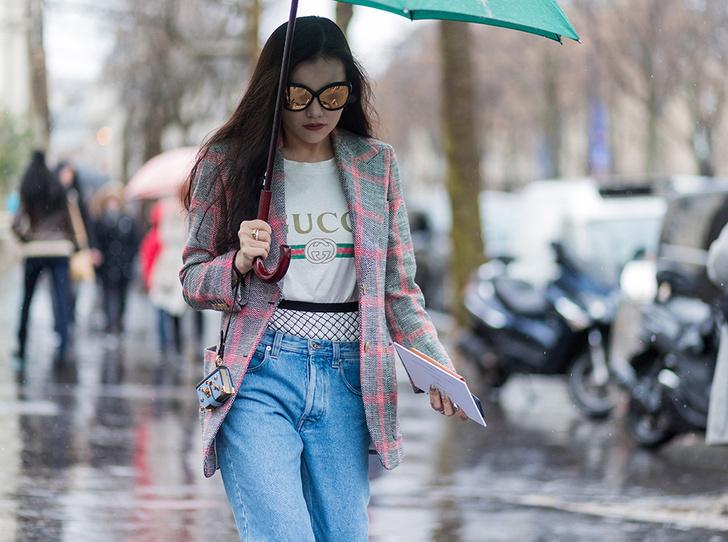 Фото №22 - Было ваше, стало наше: как и с чем носить джинсы-бойфренды