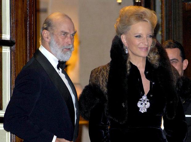 Фото №2 - Принцесса Кентская обидела Меган Маркл на ужине у Королевы