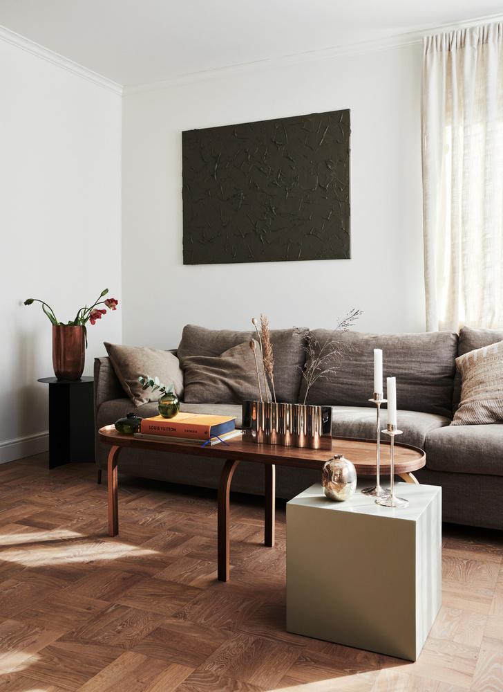 Фото №4 - Дом творческой пары в Стокгольме