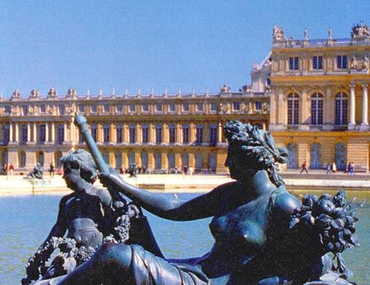 Фото №1 - Дворцы и фонтаны Версаля