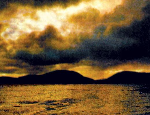 Фото №1 - Камни в холодном море