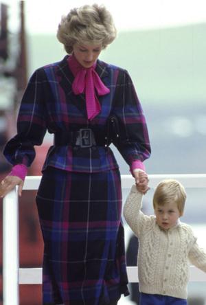 Фото №3 - Вечная боль: как гибель Дианы повлияла на отношения Уильяма с его детьми