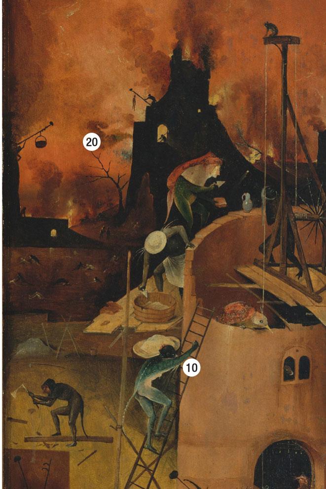Фото №10 - Причины и последствия: обличение смертных грехов на картине Иеронима Босха