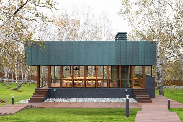 Фото №13 - Виллы на Камчатке: проект бюро Gikalo Kuptsov Architects