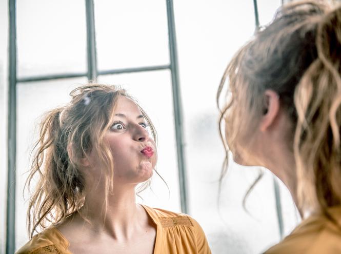 Фото №3 - Прощайте, пухлые щеки: гимнастика для моделирования лица