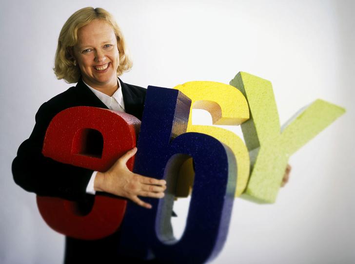 Фото №5 - Маргарет Уитмен: как американская предпринимательница привела Ebay к успеху