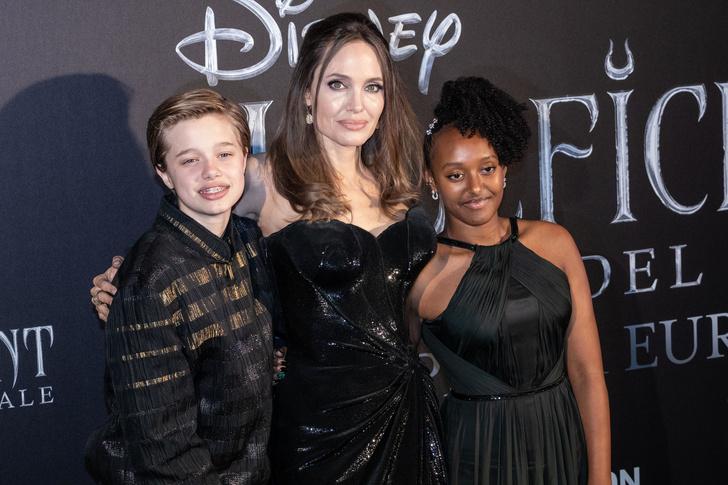 Фото №9 - Джоли снова обвинила Питта в домашнем насилии и готовит детей дать показания против отца