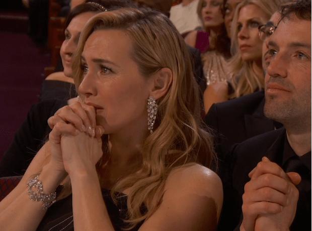 Фото №2 - Кейт и Лео были самой сладкой парочкой на «Оскаре-2016»