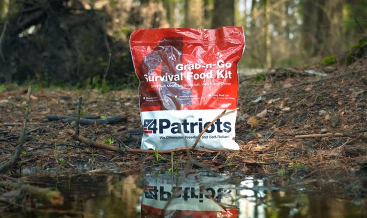 Фото №1 - Сухпаек для выживания в США. Необычайный обзор с дегустацией и фото