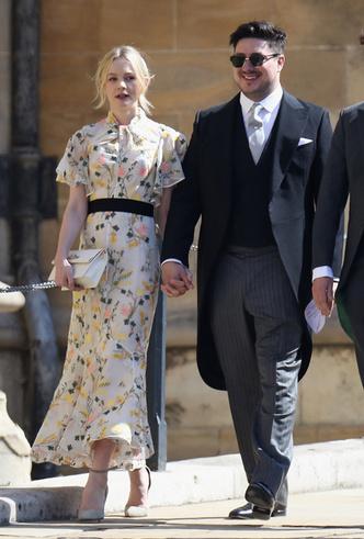 Фото №27 - 20 самых стильных гостей на свадьбе Меган Маркл и принца Гарри