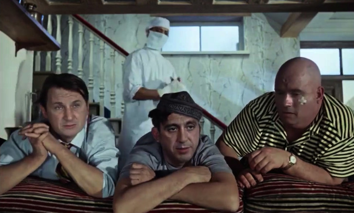 Фото №1 - Нейросеть превратила Шона Пенна, Аль Пачино и Шварценеггера в Труса, Балбеса и Бывалого (видео)
