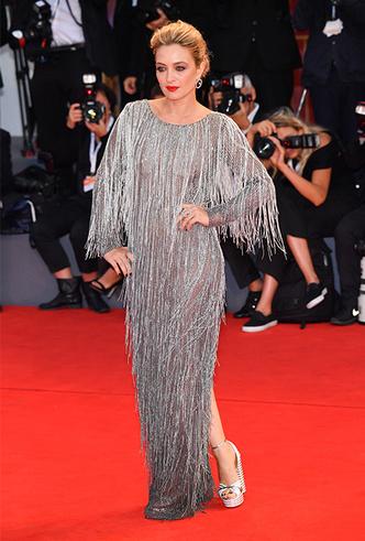 Фото №16 - Модная Венеция-2018: лучшие образы четвертого дня кинофестиваля