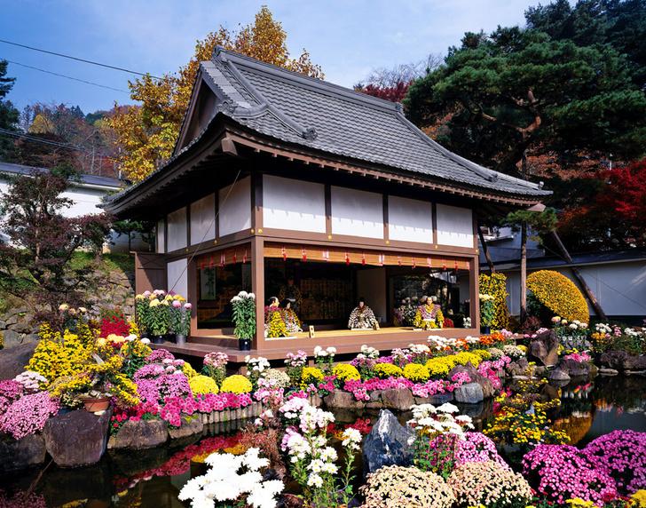 Фото №1 - Сентябрь в Японии: любовь императора