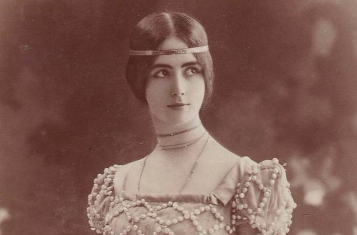 Фото №1 - Клео де Мерод— легендарная модель XIX века (12 фото)