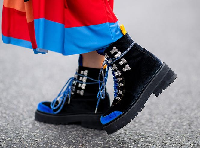 Фото №30 - Полный гид по самой модной обуви осеннего сезона 2018