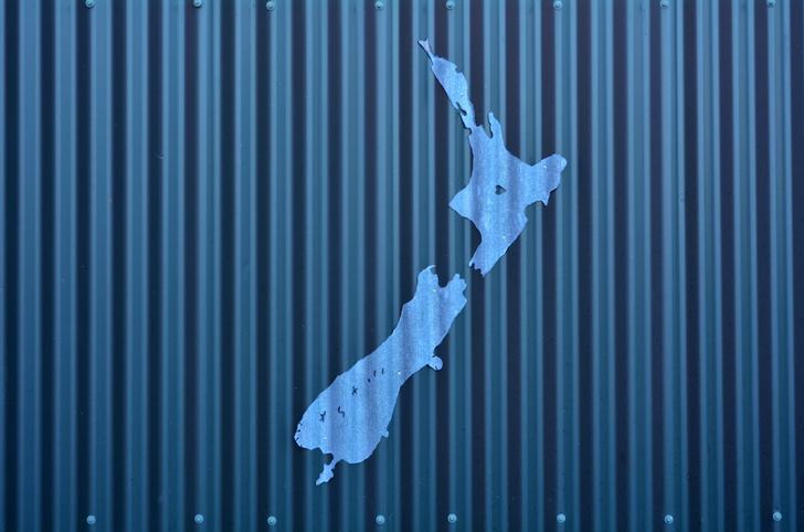 Фото №1 - Новозеландские острова стали ближе друг к другу