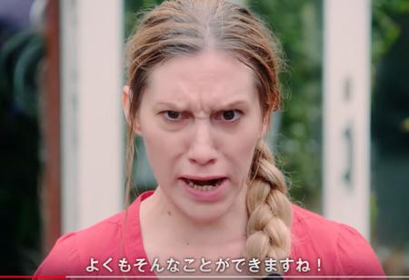 Японская реклама-пародия на Грету Тунберг (видео)