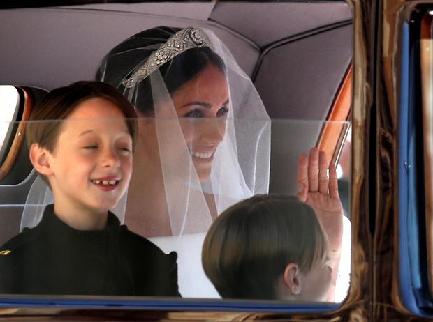 Фото №68 - Свадьба Меган Маркл и принца Гарри: как это было (видео, фото, комментарии)