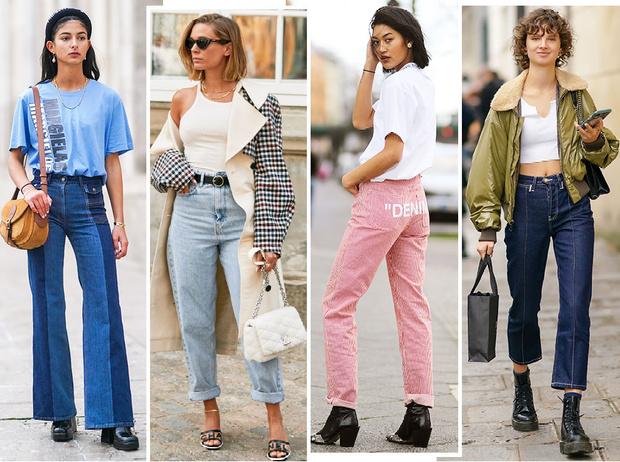 Фото №1 - Какие джинсы будут в моде весной и летом 2021