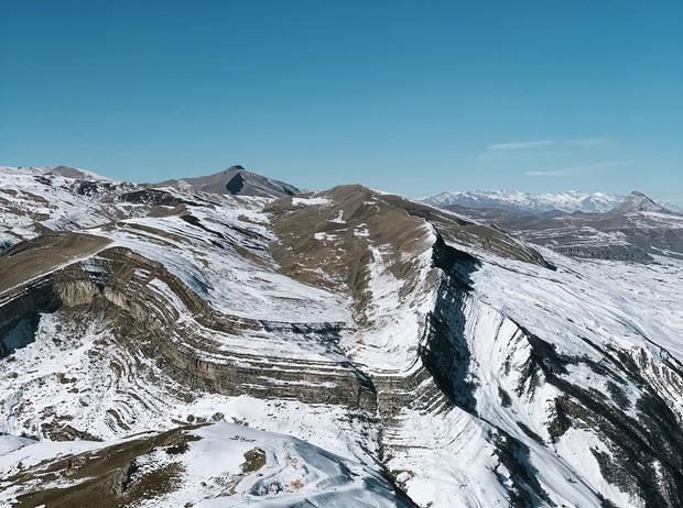 Фото №1 - Неизвестный Азербайджан: зимняя сказка у подножья горы Шахдаг