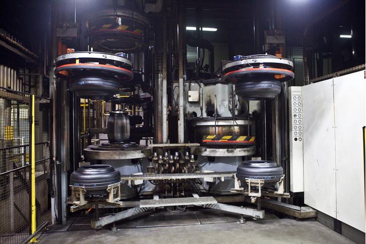 Фото №14 - Как это устроено: путешествие на завод по производству автомобильных шин