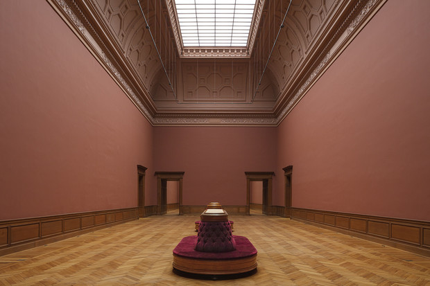 Фото №8 - Реновация Королевского музея изящных искусств в Антверпене