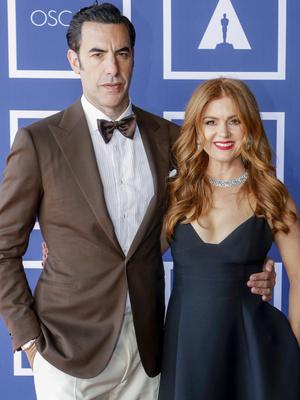 Фото №2 - «Оскар-2021»: самые красивые звездные пары церемонии
