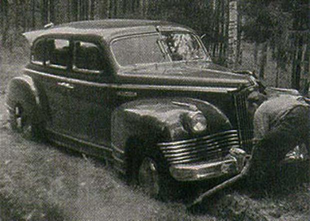 Фото №9 - На зависть капиталистам: 5 самых роскошных советских автомобилей