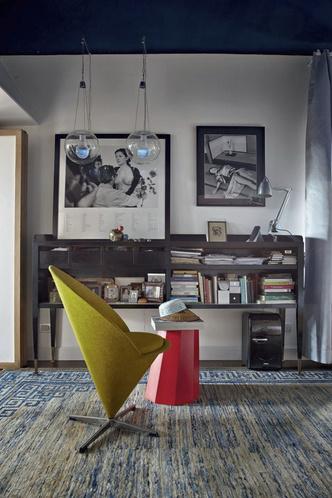 Фото №4 - Богемная квартира галеристки Нины Яшар в Милане
