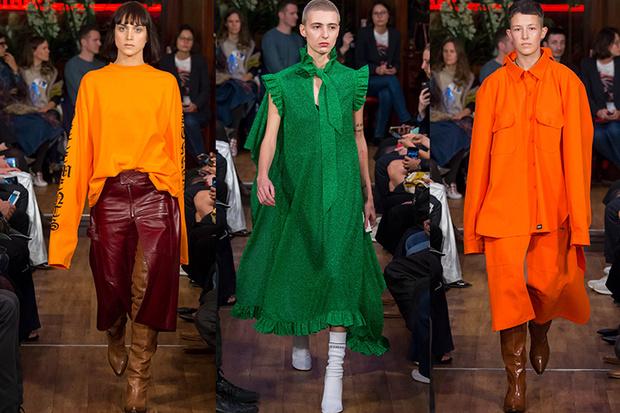 Фото №1 - Лучшие показы Недели моды в Париже