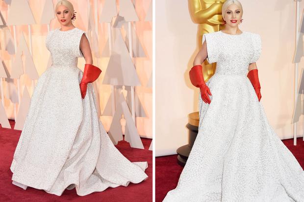 Леди Гага, 2015 оскар