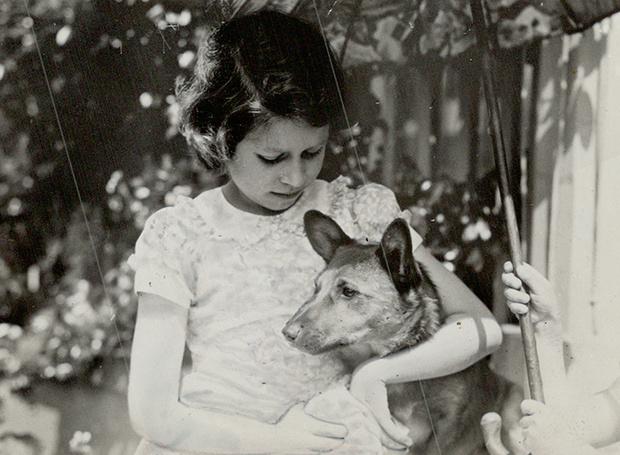 Фото №21 - Принцесса Лилибет: редкие детские фотографии Елизаветы II