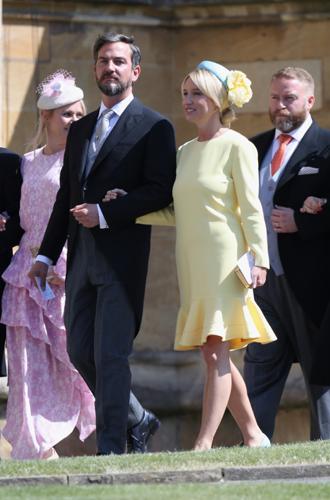 Фото №2 - У герцогини Меган появилась тайная подруга в Лондоне
