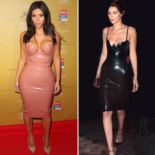 Фото №8 - Что винить — платье или фигуру? Почему так по-разному выглядят звезды в одинаковых нарядах