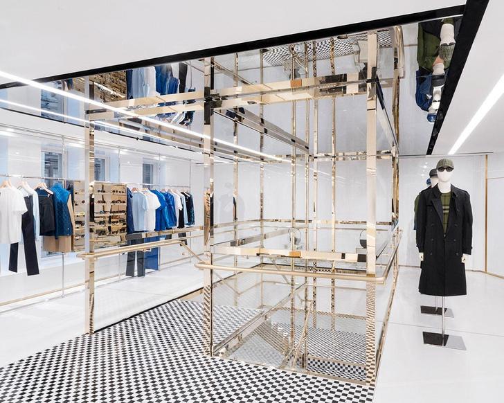 Фото №5 - Новый бутик Burberry по дизайну Винченцо де Котиса в Лондоне