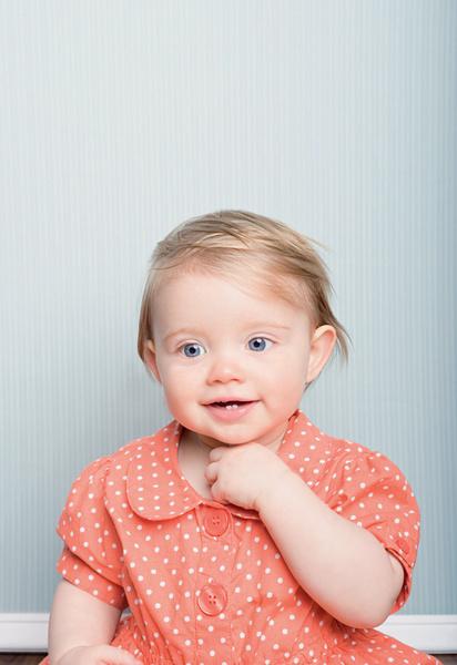 Фото №2 - Неразговорчивый малыш