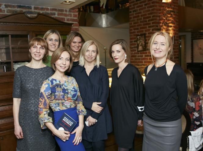Фото №26 - Как прошел гастрономический ужин Marie Claire в московском ресторане Le Restaurant