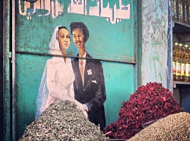 Фото №2 - Что делают девушки в Судане, чтобы быть самыми красивыми