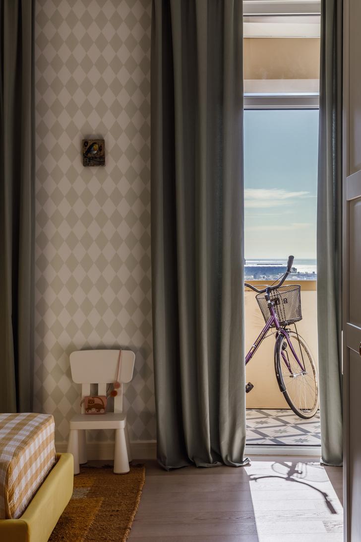 Фото №12 - Квартира для отпуска в Сочи 115 м²
