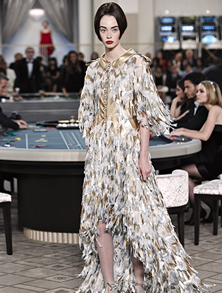 Фото №40 - Неделя Высокой моды в Париже: Chanel FW2015/16