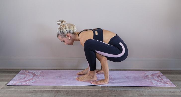 Фото №4 - Как превратить мамину йогу в увлекательное приключение для ребенка