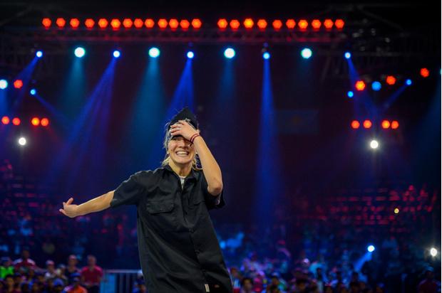 Фото №2 - Краснодарская девушка по прозвищу Кастет стала чемпионкой мира по брейкдансу