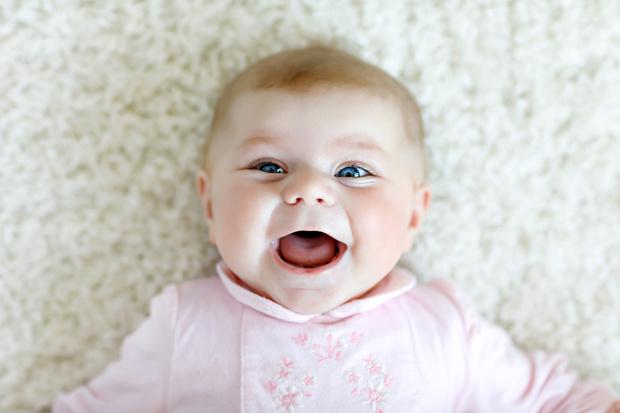 что умеет новорожденный