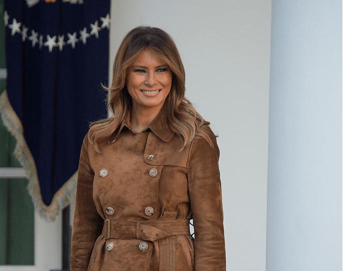 Фото №1 - Меланию Трамп освистали на молодежном форуме