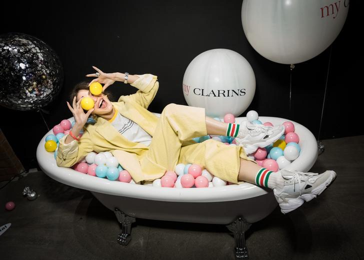 Фото №6 - My Clarins Party: фотоотчет